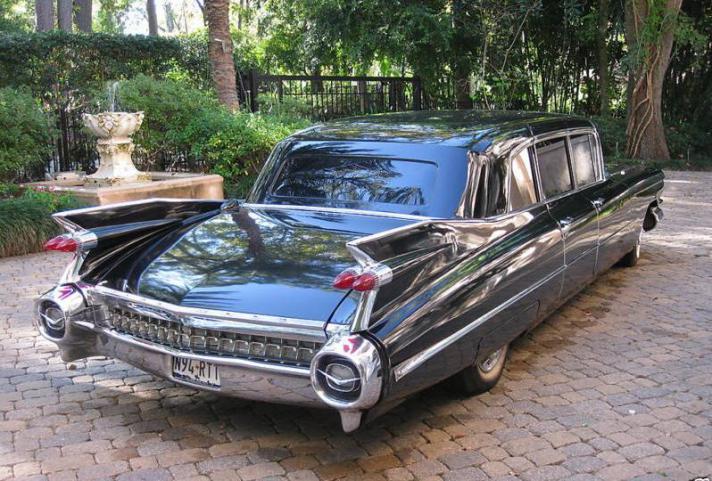 sold off to austria 1959 cadillac limousine 75 series poa